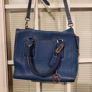 Michael Kors Blue Purse